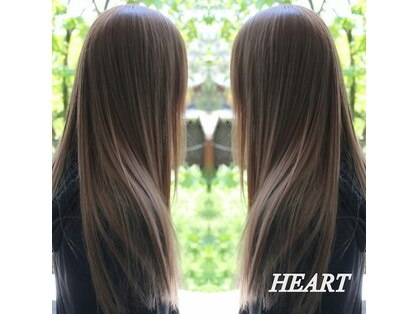 ヘアーメイク ハート(hair make HEART)の写真