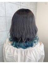 ニューヨークニューヨーク 河原町三条店(NYNY)tail color × blue *15