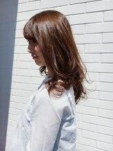 ナチュラルヘアー ベリー(Natural Hair VERY)大人セミロング