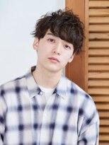 オーブ ヘアー モア 広島2号店(AUBE HAIR more)【AUBE HAIR】束感マッシュ