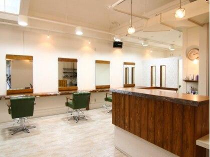 ヘアクリニック アングレーヌ(Hair Clinic Un graine)の写真