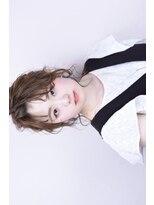 ブランシェ 名鉄小幡駅前店春夏おススメアッシュ!アレンジスタイル☆