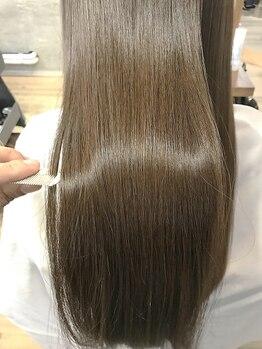 フィットンチッドの写真/『いつまでも美しく』そう願う大人女性へ。思わず触りたくなる質感×ツヤ髪◎自分史上最高の滑らかさに★