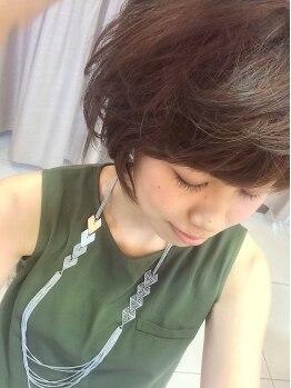 ヘアーサロン 謙 ジャパン(Hair Salon japan)の写真/まるで彫刻のようなカット技術で幅広い層から支持のあるサロン☆無料のドライカットでの毛量調整が嬉しい♪
