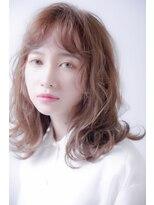 モッズ ヘア 海浜幕張店(mod's hair)無造作カールスタイル