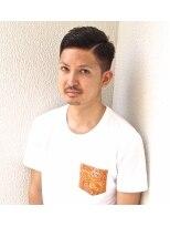 シフト メンズオンリーサロン 渡辺通り店(SHIFT)【SHIFT】オーセンティックショート
