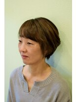 ヘアメイク スコア(Hair Make S CORE)美ミセスショート【Hair Make S-CORE】 053-445-2100