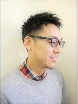 ポンヘアー(PON hair)爽やかショート