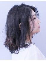 ココ ヘアーアンドライフスタイル(COCO hair&lifestyle)【COCO山口】セミウェットミディ