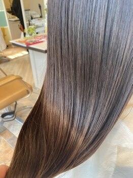 ゼンコー キチジョウジ(ZENKO KICHIJOJI)の写真/≪吉祥寺駅1分≫ダメージレスなカラー剤を豊富にご用意◎傷んだ髪をケアしながらカラーを楽しめる♪