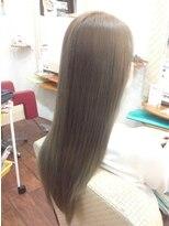 サフィーヘアリゾート(Saffy Hair Resort)highアッシュベージュ【saffy藤野】