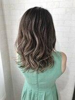 アルマヘア(Alma hair)ハイライト×グラデーション