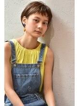 シー(cie)cie hair.オシャレ,波巻き,透明感,ラフ,カジュアル,スタイル