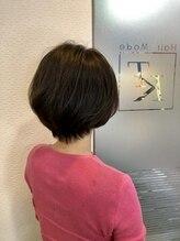 ヘアーモード ケーティー 尼崎本店(Hair Mode KT)マッシュショート