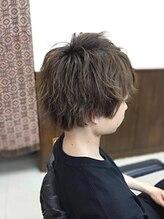 ヘアーアート シオン(Hair Art Sion)王道モテ髪マッシュスタイル