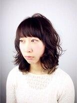 ヘア デザイン クリニック アンテナ(hair design clinic ANTENNA)ふんわり☆愛されパーマ