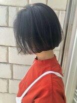 リコ ヘアアンドリラクゼーション(LICO HAIR&RELAXATION)重軽ボブで動く髪に