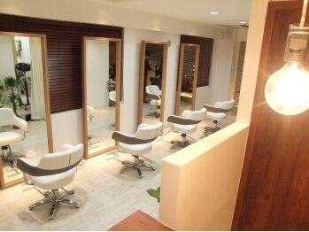 ルーティーン(Routine)の写真/全てのお客様に対して事前診断を行い、髪質・髪の状態を最優先に考えた施術を行います。