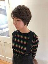 カフーヘアー スパ メイク(kafuu hair spa make)小顔ショート