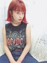 アリス ヘア デザイン(Alice Hair Design)Alice☆グラデーションカラー×トワイライトレッド