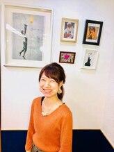 ヘアースタジオ ハーフバック 高尾店(HAIR STUDIO HALF BACKS×1/2)田中 麻衣