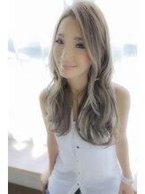 ナトゥーラ 栄久屋大通店(NATURA)【Nature栄久屋大通店】髪に優しいハーブカラーでミルクティー