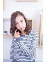 グラスヘア(Grous hair)【Grous Hair 錦糸町】☆HAPPYふわゆるミディ♪ 3
