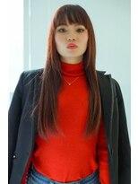 ヘア メイク リタ 筒井店(Rita)【天使の輪っか♪】☆ナチュラルストレート☆