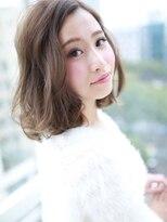 アグ ヘアー ドレス 喜久田店(Agu hair dress)モテふわミディ☆ほつれウェーブ