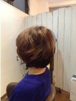 ヘア ルシェ(hair ruscha)【ヘアルシェ】おすすめ♪エアーウェーブスタイル♪