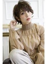 ソース ヘア アトリエ(Source hair atelier)【SOURCE】スプリングショート