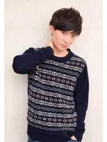 マッシュ×黒髪
