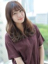 アグ ヘアー ドレス 喜久田店(Agu hair dress)お手入れ感のあるボルドーラフスタイル