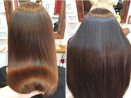 ヘア デザイン クリニック アンテナ(hair design clinic ANTENNA)の写真