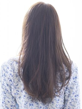 テゾーン フォー へアー ボニータ(TEZZON for hair BONITA)の写真/紫外線によるダメージやくせ毛でお悩みの方におススメ◎まとまりにくく、扱いずらかった髪が思いのままに!