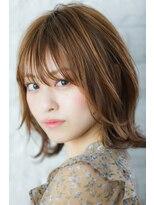 リル ヘアーデザイン(Rire hair design)【Rire-リル銀座-】美シルエット小顔耳かけミディ