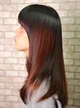ルーチェ ヘアーデザイン(Luce Hair design)☆Luce Hair design池袋☆ ナチュラル×モードストレート