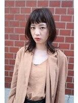 マウロア(MAULOA)【MAULOA】大人レイヤースタイル 小顔 スイートAライン 秋髪