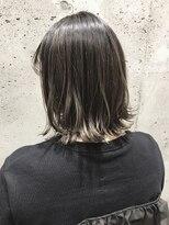 レックスヘアーインターナショナル(REX HAIR INTERNATIONAL)【REX 心斎橋】 ハイライトグレージュグラデーションボブ