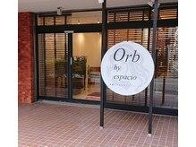 オーブ バイ エスパシオ (Orb by espacio)の雰囲気(お客様の6割が40代以上の女性。落ち着いた雰囲気のサロン。)