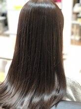 ルール オブ ビューティヘアー アムズ御所南サロン(rule of beauty hair)ツヤ髪ロング