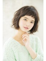 ジョエミバイアンアミ(joemi by Un ami)【joemi】小顔ですっきりパーマ×らくちんショート/大島幸司