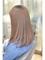 ハートフル(hair salon HEART FULL)柔らか質感のストレート