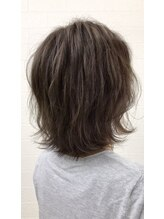 コースト ヘアアンドデザイン(COAST hair&design)THROWハイライトONカラー