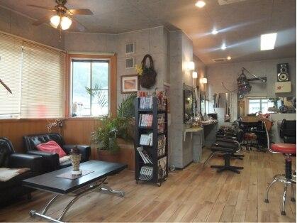 パームス美容室の写真