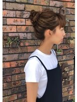 アルブル ヘア デザイン ファクトリー(arbre hair design factory)アレンジカラー