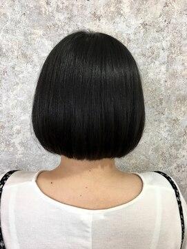 シュガービー(SUGAR-B)【SUGAR-B】黒髪ボブ