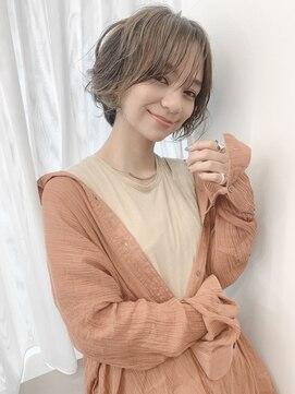 プレディカ(pledica)ゆるふわショートパーマ【pledica表参道】【学割U24】