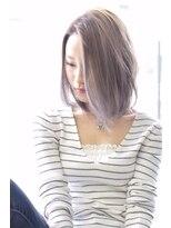 ヘアーサロン エール 原宿(hair salon ailes)(ailes原宿)style241 くびれミディ☆ホワイトブルージュ