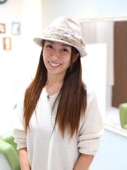 """ウィズ シエル(with ciel)の写真/施術歴18年のベテラン女性美容師が""""貴方の為だけに""""全ての施術を致します☆1人1人に丁寧に向き合うサロン"""